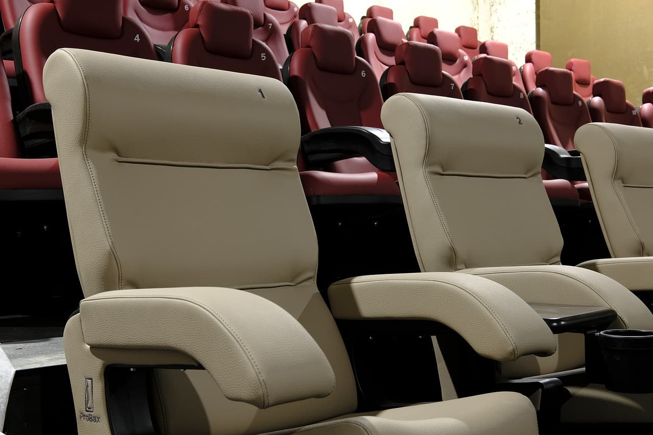 i buoni comportamenti da tenere al cinema