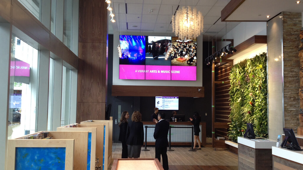 led wall la tecnologia per chi ha bisogno di grandi dimensioni